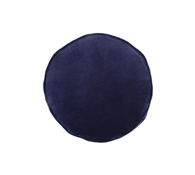 [ABODE] NAVY VELVET CUSHION