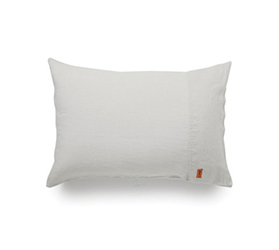 [ABODE] SOFT GREY PILLOWCASE SET OF 2
