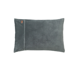 [ABODE] LEAD VELVET PILLOWCASE SET of 2